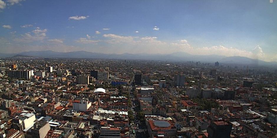 Valle de México a 4 puntos de Contingencia Ambiental
