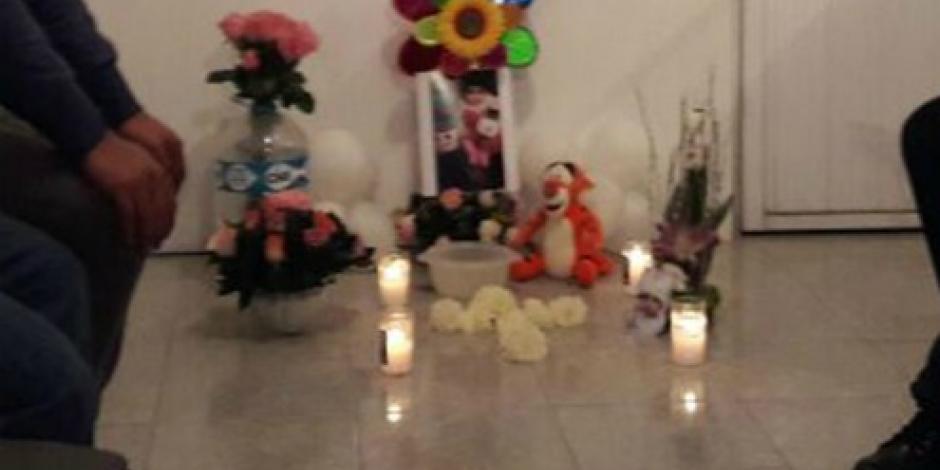 Aceptan reubicarse 140 padres de guardería donde murió niña en CDMX