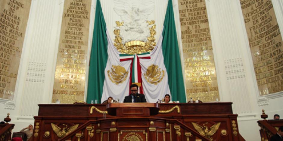 Legisladores piden transparencia y equidad en Constitución de CDMX