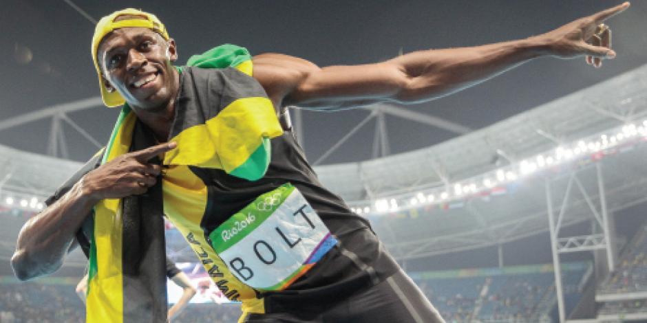 Nadie como Usain Bolt