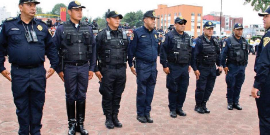 En BJ piden dignificar la labor policial