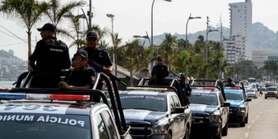 Renuncian delegados municipales en Acapulco por amenazas