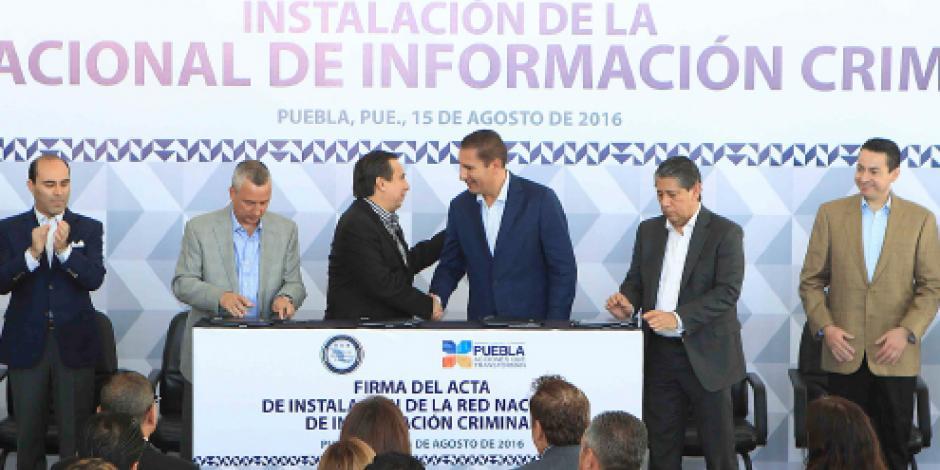 Puebla tendrá unidad de análisis del crimen