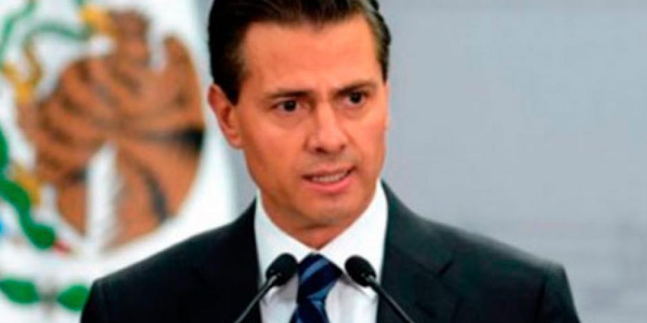 EPN da la bienvenida a la tercera cadena de televisión nacional