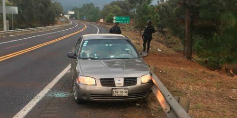 Asesinan a director de seguridad pública en Michoacán