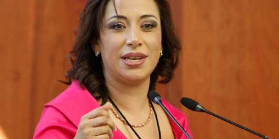 Adriana Dávila, candidata del PAN al gobierno de Tlaxcala