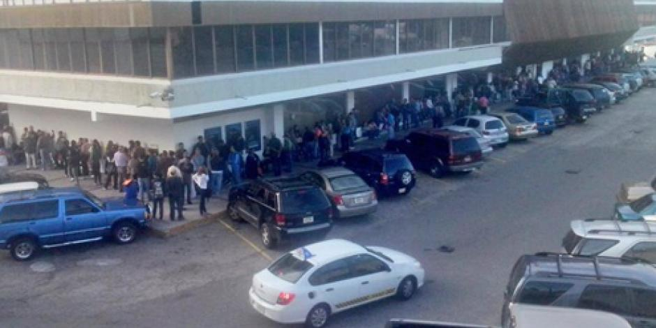 Inicia segunda jornada del canje de billetes en Venezuela