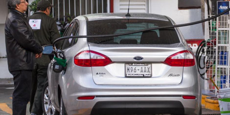 Fórmula de la SHCP determinará cuánto aumentará el precio de las gasolinas