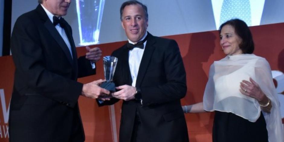 Reconocen a Meade como Líder Innovador del Año