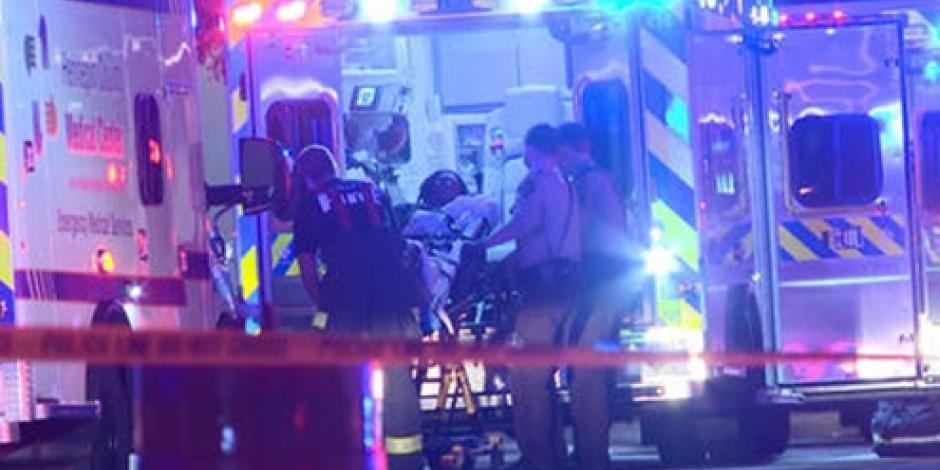 Doble tiroteo en EU deja 6 heridos