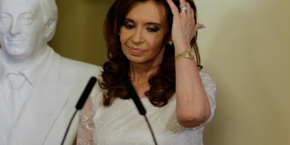 Ordena Tribunal investigar a Cristina Fernández por encubrimiento