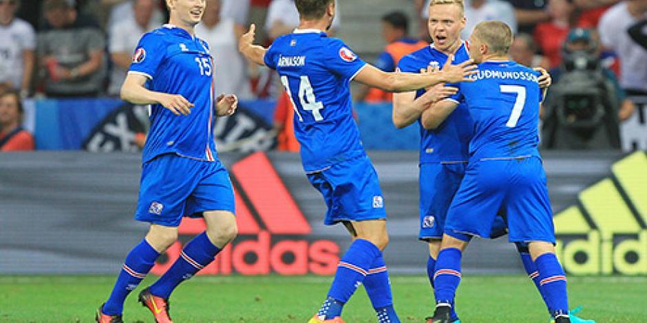 Inglaterra cae ante Islandia y queda fuera de la Eurocopa