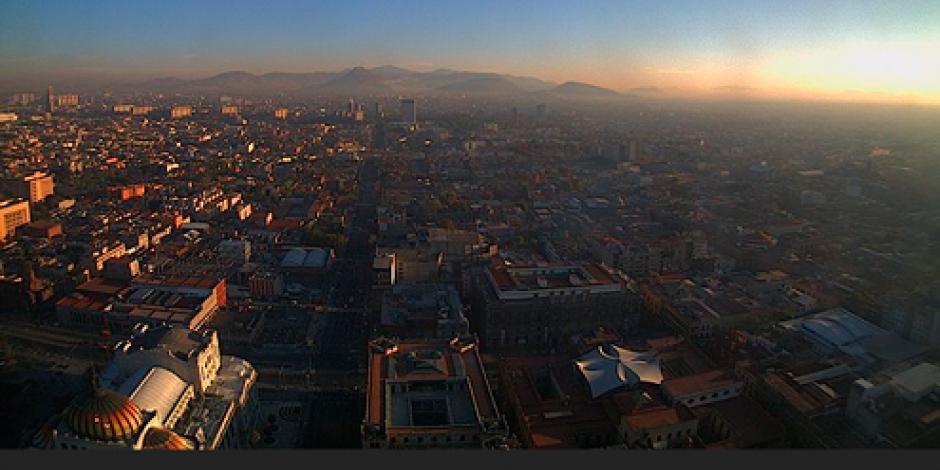 El noreste del Valle de México presenta mala calidad del aire