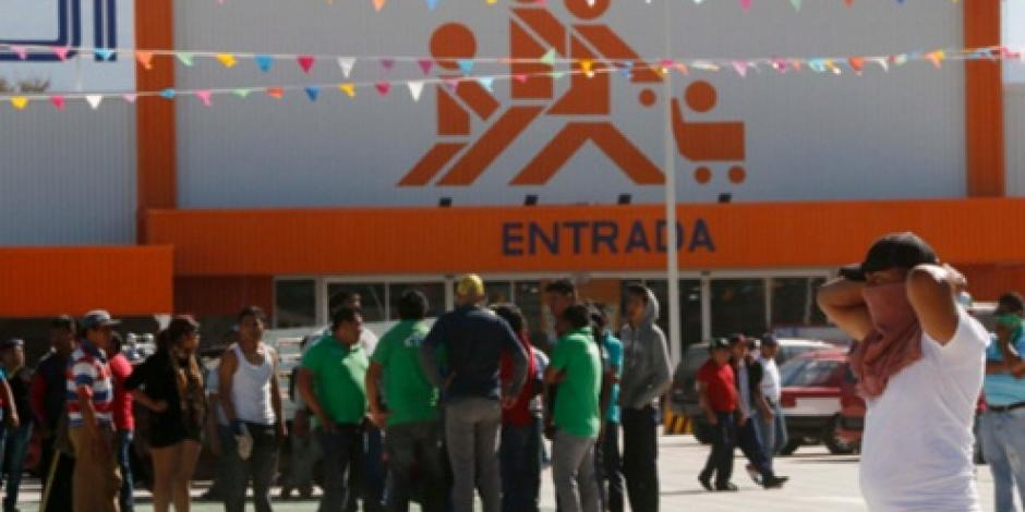 Empresarios convocan a paro en Oaxaca el próximo lunes