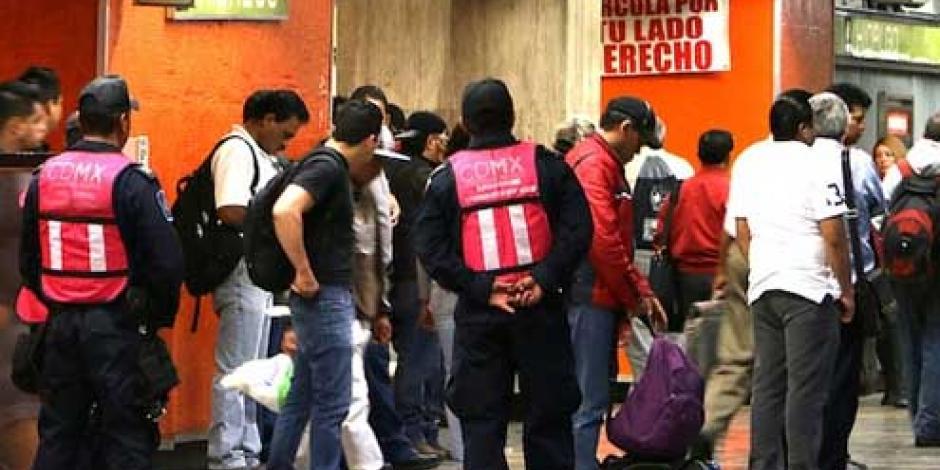 Por pena hombres no denuncian acosos en transporte público: Fiscal de la PGJCDMX