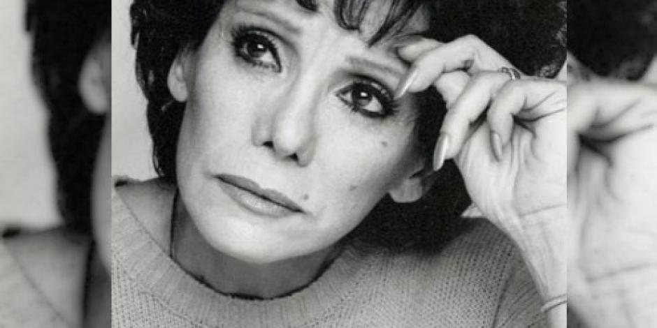 Fallece Leonorilda Ochoa a los 79  años de edad
