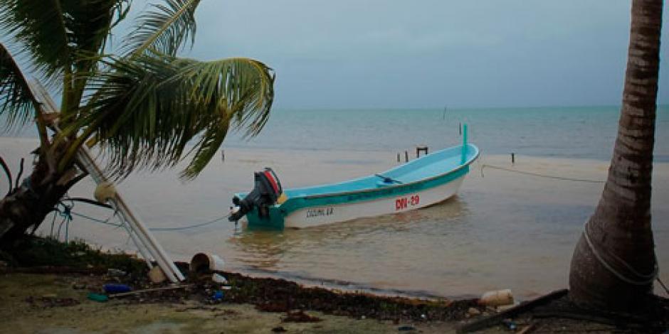 """""""Earl"""" podría ingresar a Campeche como tormenta tropical"""