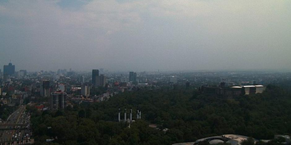 Reportan mala calidad del aire; Pedregal con 142 puntos Imeca