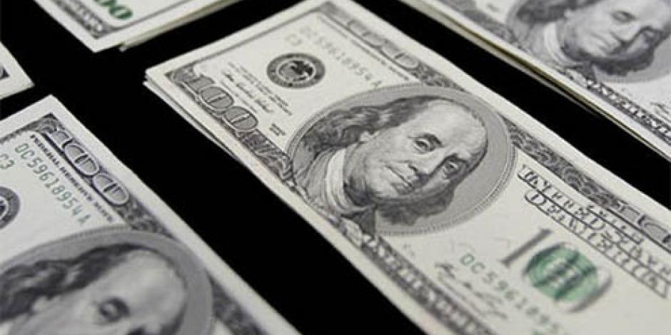 Dólar se vende hasta en 19.71 pesos en bancos capitalinos