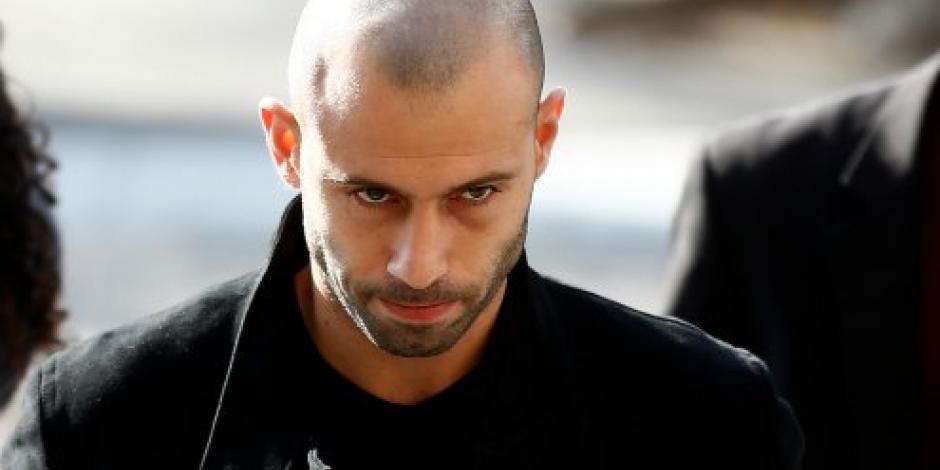 Dictan 1 año de prisión a Mascherano por defraudación fiscal