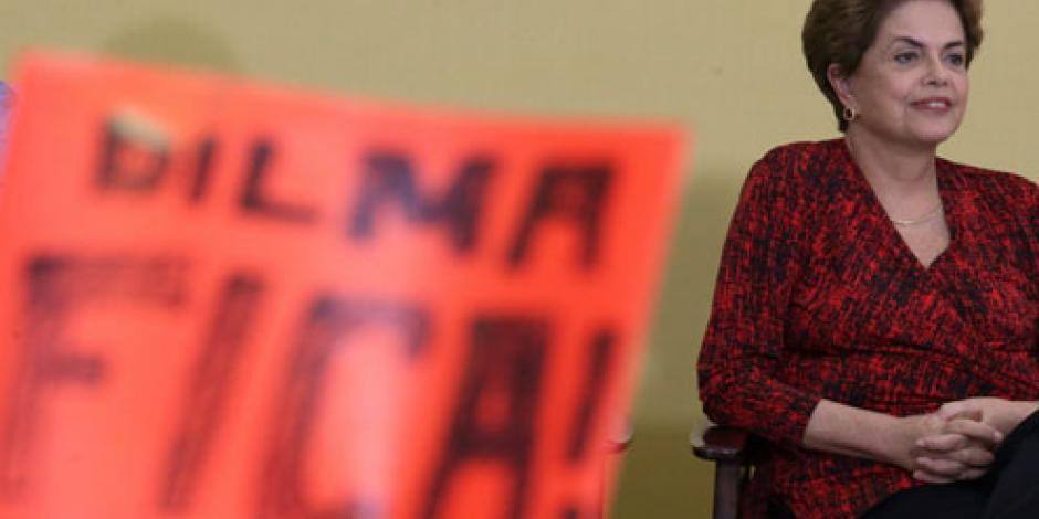 """Senado enmienda error de cámara baja y continua """"impeachment"""" contra Dilma"""