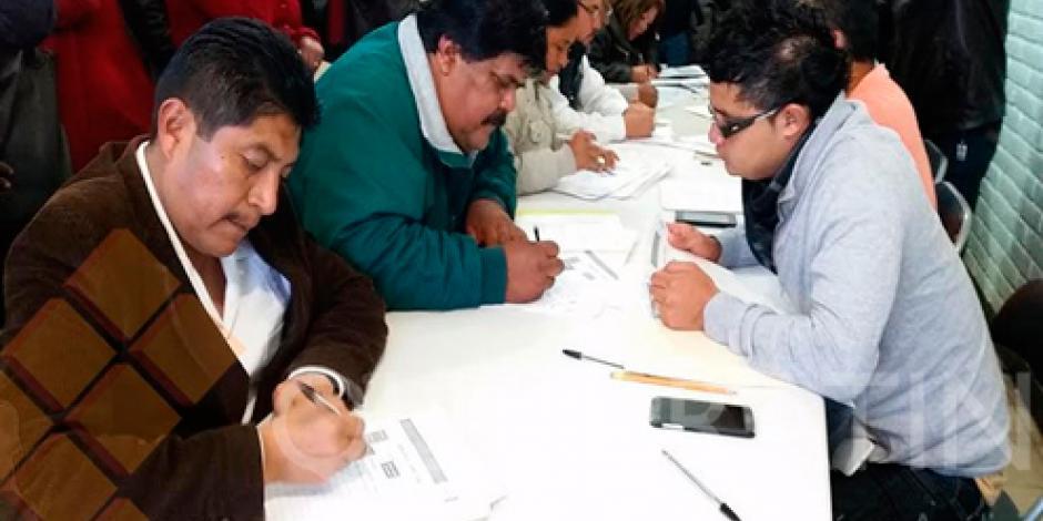 Nueve profesores de la Sección 22 se unen a Morena en Oaxaca