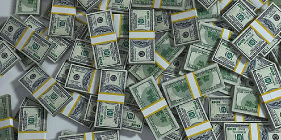 Dólar alcanza los 19.15 pesos en bancos de la CDMX