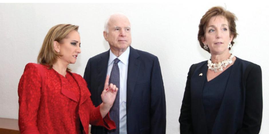 Republicano da opción contra muro de Trump