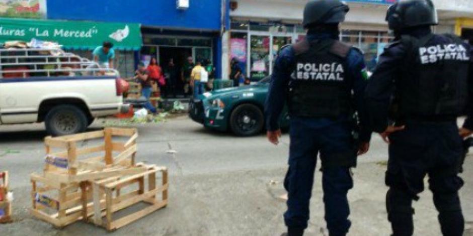 Rescatan de hotel a 11 migrantes que mantenían retenidos en Coatzacoalcos