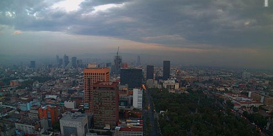 Mejora calidad del aire en el Valle de México