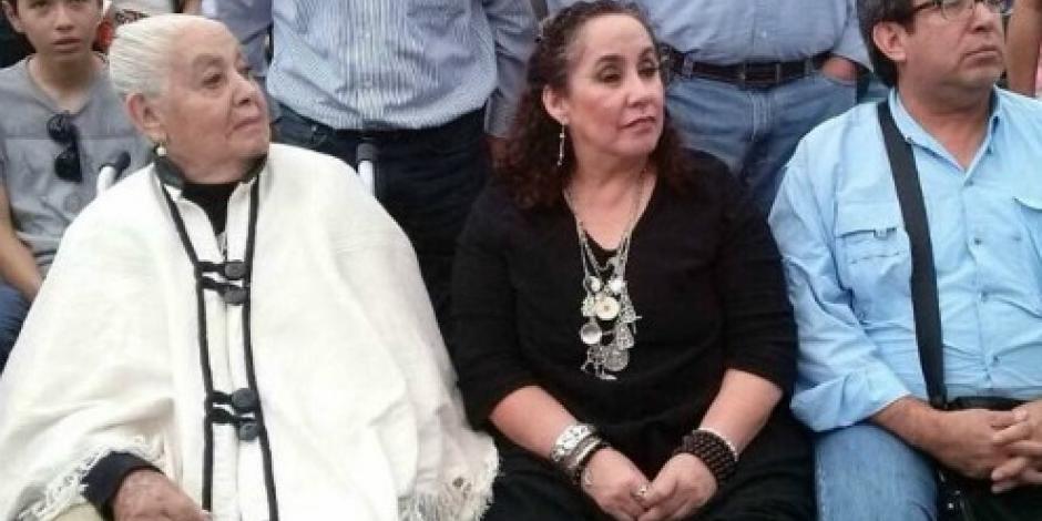 Fallece la madre del expresidente Felipe Calderón