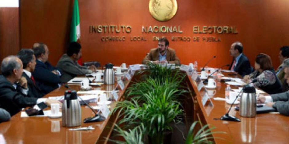 INE pone candados a partidos para Lista Nominal