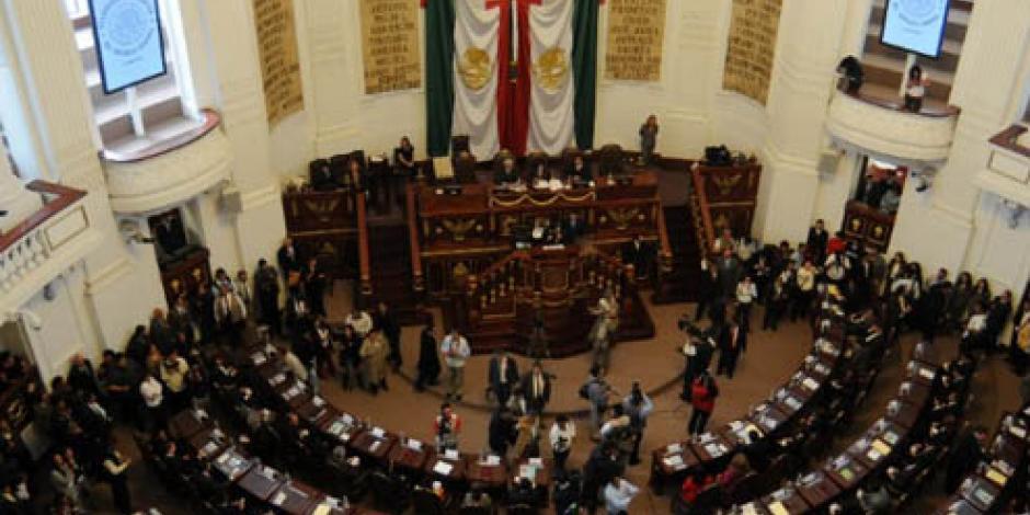 Buscan adelantar discusión del Presupuesto 2017 de la CDMX