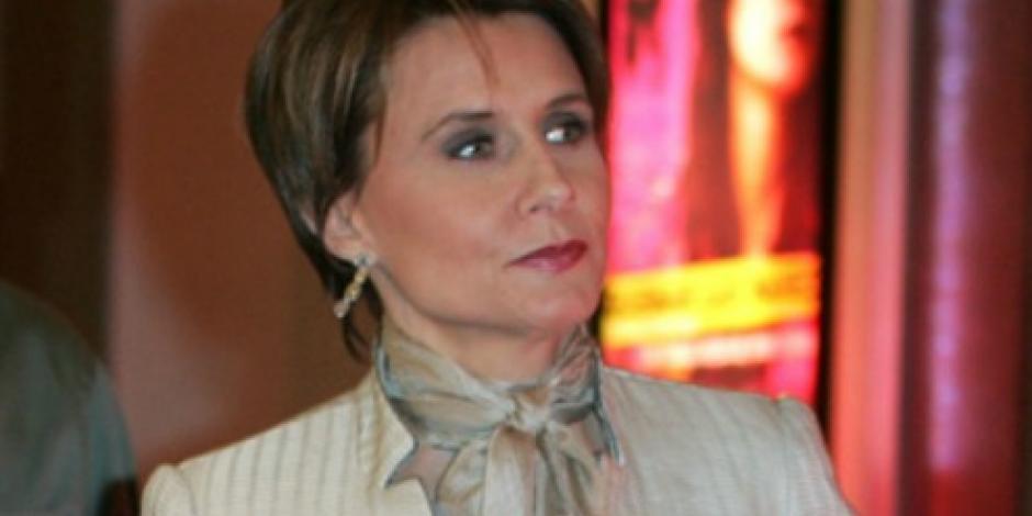 Denise Maerker, elegida para conducir noticiero estelar de Televisa