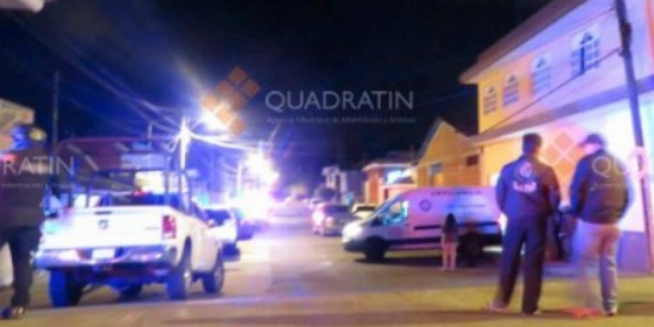 Investiga PGJE homicidio de agente y un civil en Michoacán
