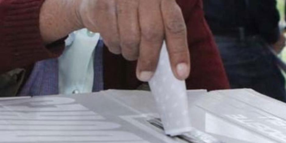 Alrededor de 37.3 millones de mexicanos emitirán su voto el 5 de junio