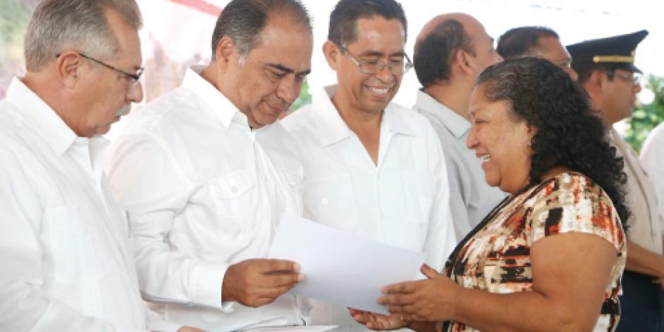 Destaca el apoyo de SCT en Guerrero