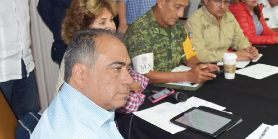 Guerrero trabaja por contingencia