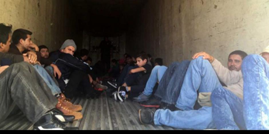 Rescatan en Oaxaca a 85 migrantes centroamericanos