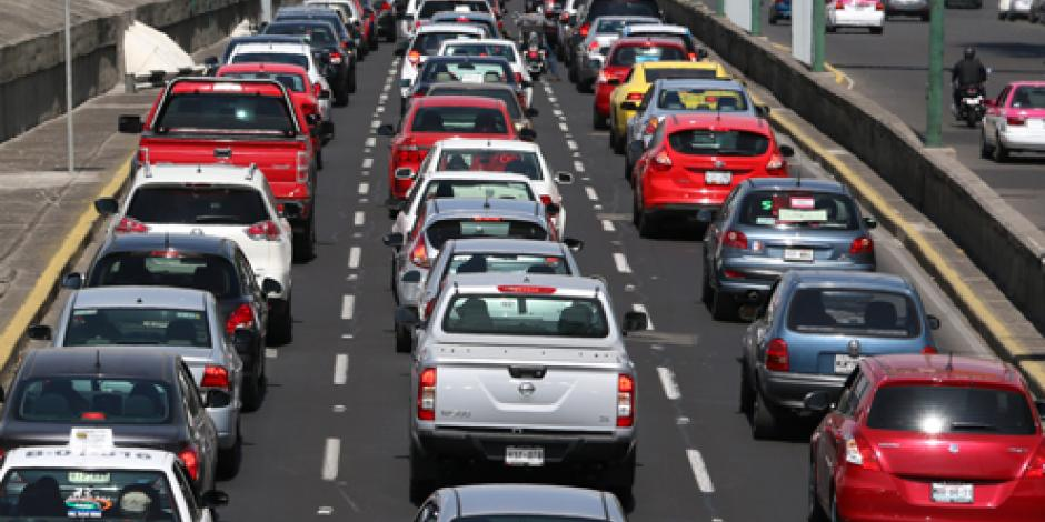 Prevén 3 movilizaciones en calles de la CDMX