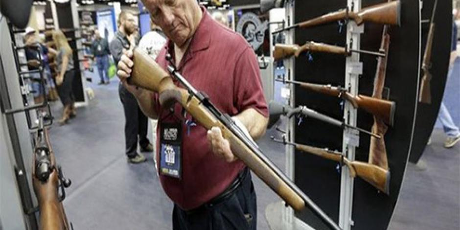 Texas rebasa el millón de personas con permiso para portar armas