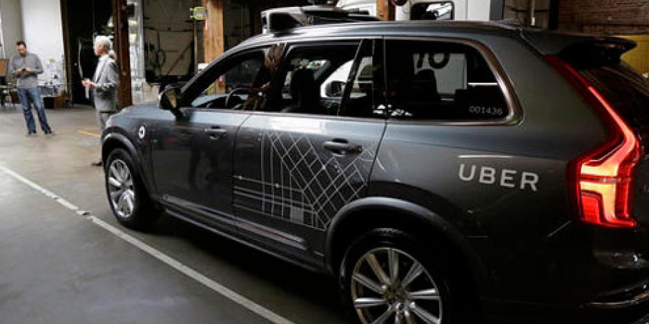 Choferes de Uber protestan en París; piden tarifas más altas