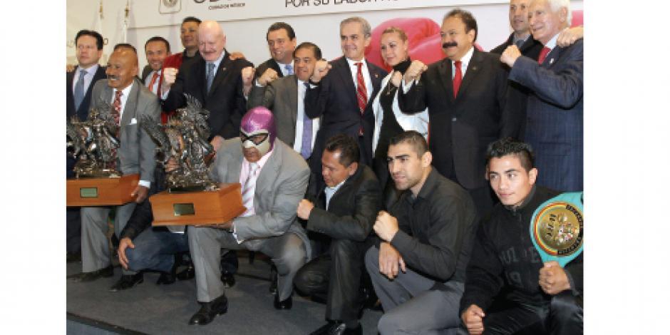 CDMX busca peleas de Márquez y Canelo