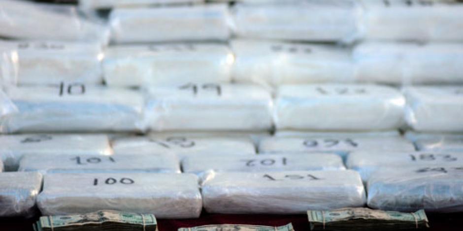 Confiscan 2.3 toneladas de cocaína tras operativo internacional
