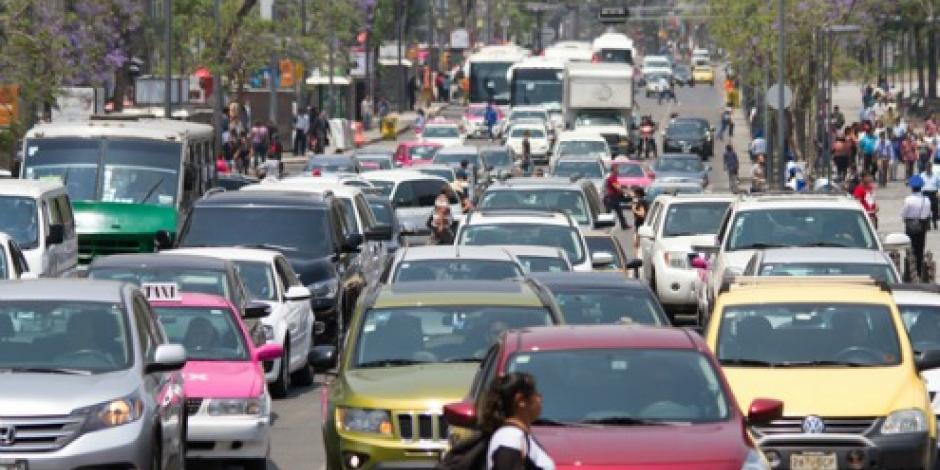 """Aprueban """"Un Día Sin Auto"""" para la CDMX"""