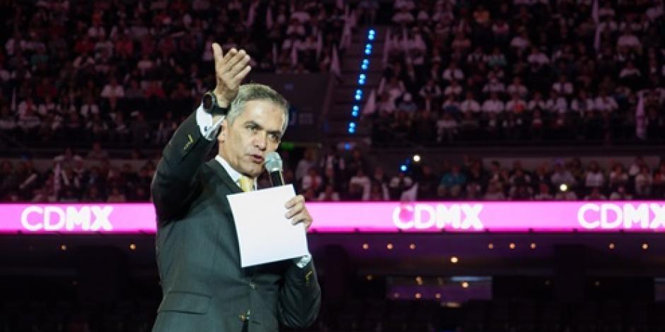 Estoy puesto para ser candidato con el PRD a la Presidencia, afirma Mancera
