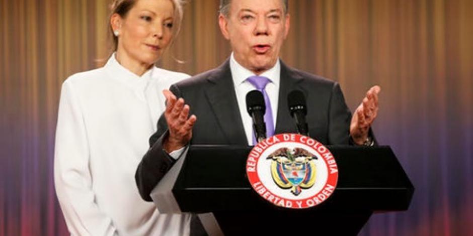 Recibo Nobel de la Paz en nombre de las víctimas, apunta Juan Manuel Santos