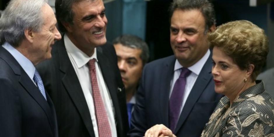 Rousseff se defiende ante el Senado; insiste en su inocencia