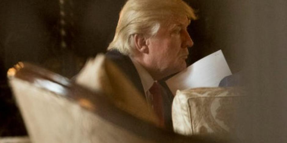 Disolverá Trump fundación para evitar conflicto de intereses
