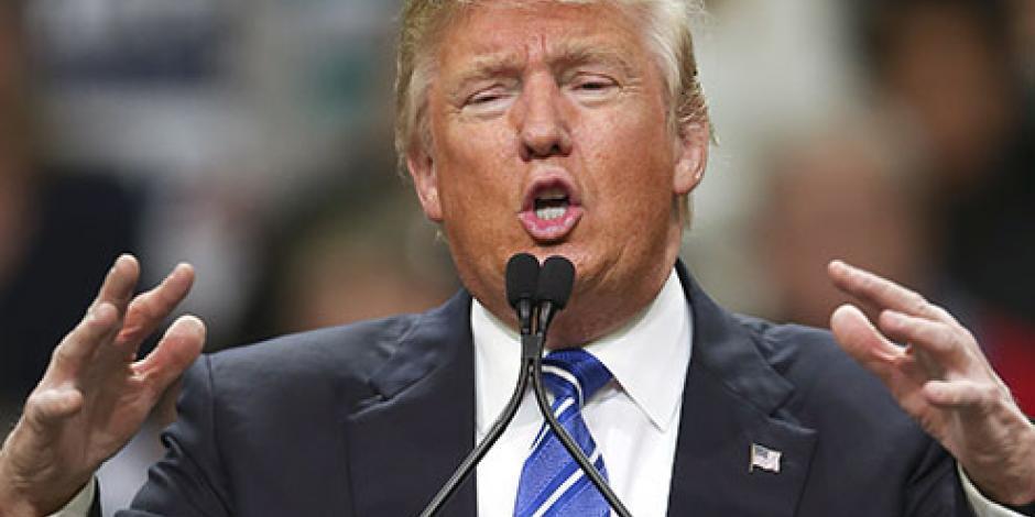 Trump participará en debate republicano